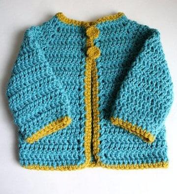 buzos tejidos a crochet para nina