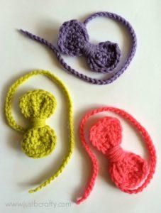 monos tejidos a crochet paso a paso bordes