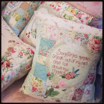 almohadones reciclados como hacer