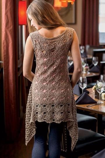 blusas tejidas de moda 2016