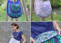 4 increíbles formas de hacer un bolso a crochet patron