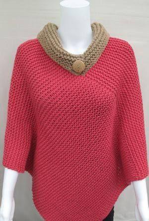 capas tejidas en crochet patrones
