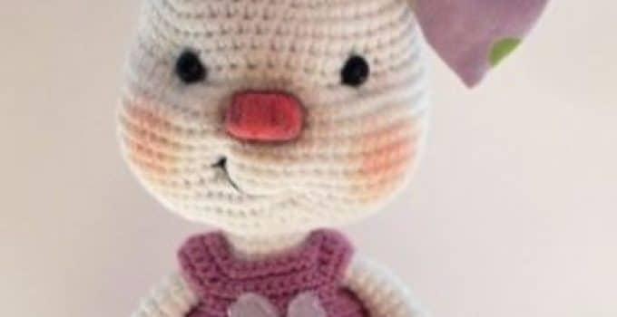 Amigurumis Paso A Paso En Español : Conejito amigurumi tutorial tejidos a crochet paso a paso