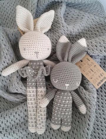 Conejo Kawaii Amigurumi Patron : Como hacer conejo amigurumi patron y tecnica Tejidos a ...