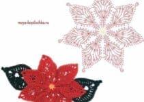Haz flores a crochet con patrones y varios diseños únicos