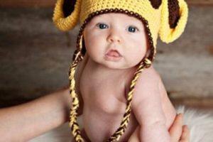 Como tejer gorros a crochet de animalitos para bebe