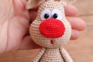 Trabajos y manualidades a crochet para navidad