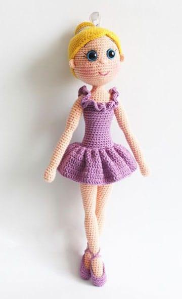 muñecos a crochet paso paso amigurumi