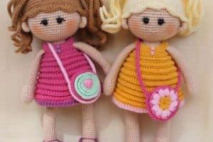 Muñecos a crochet paso a paso patrones gratis