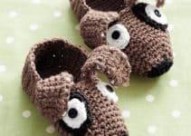 Como hacer pantuflas tejidas con gancho para toda la familia
