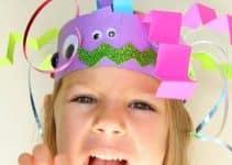 Aprende hacer sombreros creativos para niños ideas sencillas