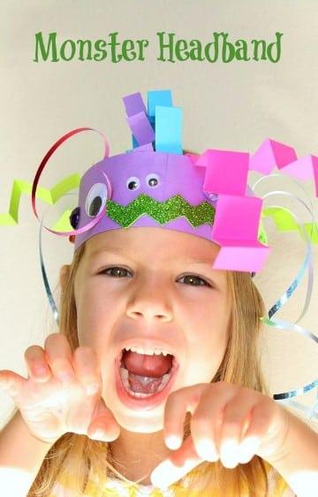 sombreros creativos para niños cartulina