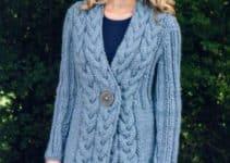 Modelos de sweaters tejidos a mano 2016 para mujer