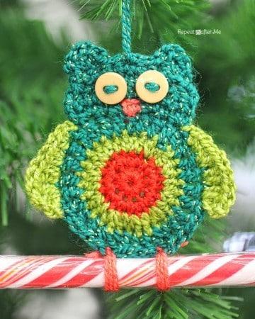 adornos tejidos a crochet para cocina
