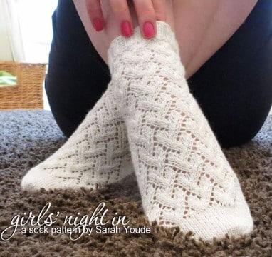 como hacer calcetines de lana a ganchillo