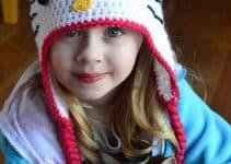 Aprende hacer gorros tejidos con orejas y divertidos diseños