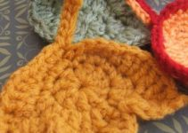 Aprende como hacer hojas tejidas a crochet paso a paso
