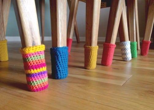 manualidades con hilo de lana- faciles