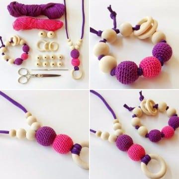 manualidades con hilo de lana sencillas