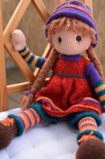muñecos tejidos a crochet patrones gratis faciles