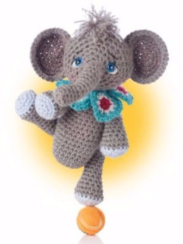 muñecos tejidos a crochet patrones gratis para descargar