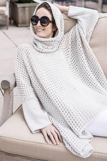 poleras a crochet paso a paso tejidas