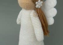 Ideas para tejer angeles en crochet patrones gratis