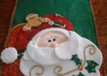 Ideas de caminos de mesa para navidad para hacer en crochet