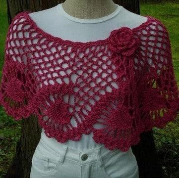 capitas tejidas a crochet gratis