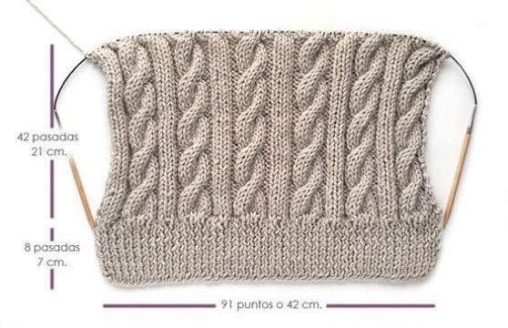 chalinas a crochet paso a paso para damas