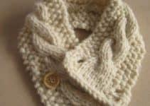 Modelos de chalinas a crochet paso a paso para dama