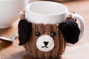 Cubre tazas a crochet modelos sencillos y patrones a seguir
