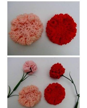 flores de ganchillo faciles crochet