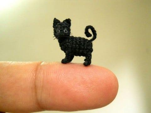 gatos tejidos a crochet tutorial