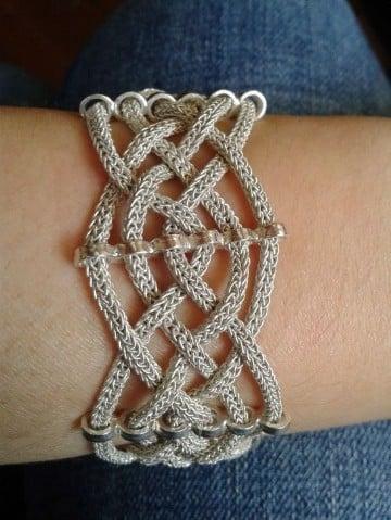 imagenes de pulseras tejidas como hacer