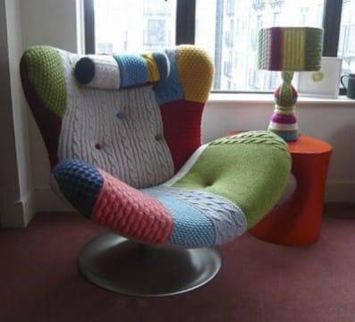labores en crochet para el hogar ganchillo