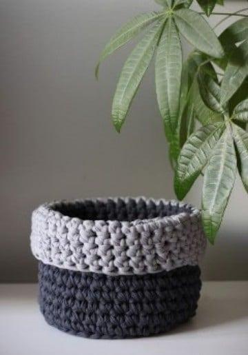 labores en crochet para el hogar manualidades