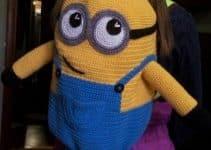 Morrales tejidos a crochet paso a paso y patrones gratis