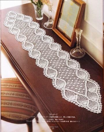 paños tejidos a crochet patrones