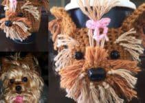 Imagenes de perritos tejidos a crochet paso a paso