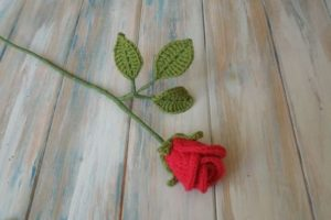 Rosas a crochet paso a paso faciles con patrones gratis