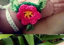 Como hacer sandalias bebe crochet paso a paso con patrones