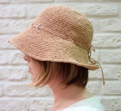 sombreros en crochet para dama1