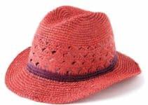 Sombreros en crochet para dama y niña patrones gratis
