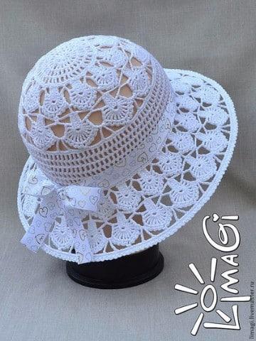 sombreros en crochet para niña1