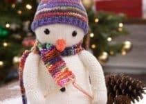 Ideas de tejidos a crochet navideños con patrones gratis