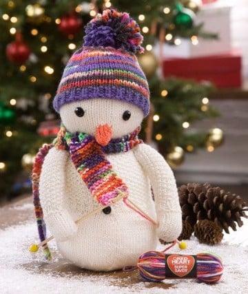 tejidos a crochet navideños motivos