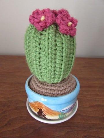 cactus tejidos al crochet amigurumi