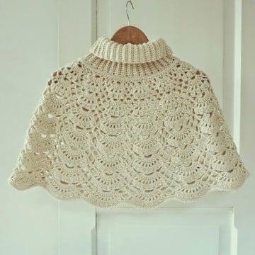capas tejidas a crochet paso a paso gratis