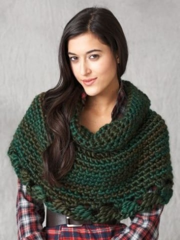 capas tejidas a crochet paso a paso para mujer